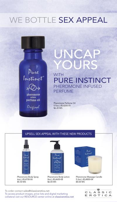 Pure Instinct E-Blast_May 2017